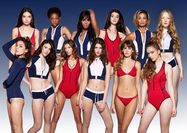 The models