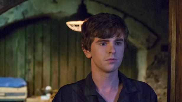 Bates Motel season 5 Freddie Highmore