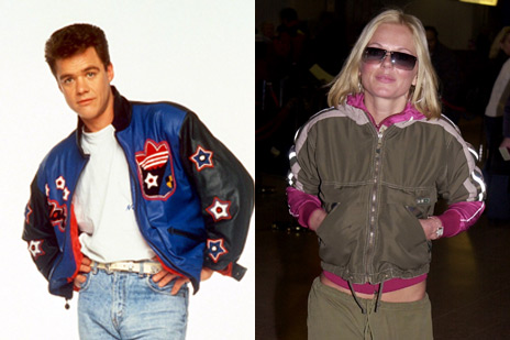 9a67483bee3 The bomber jacket has been through the ringer in terms of reinvention  the  80s saw them oversized