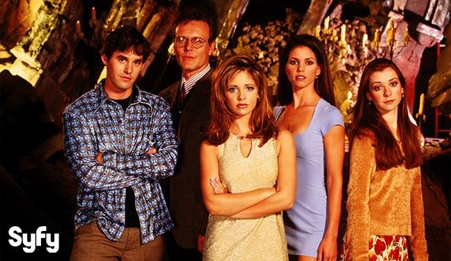 Buffy on Syfy