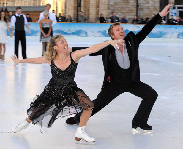 When does Dancing On Ice start? Who are the contestants? Who