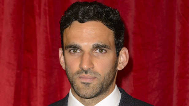 EastEnders actor Davood Ghadami