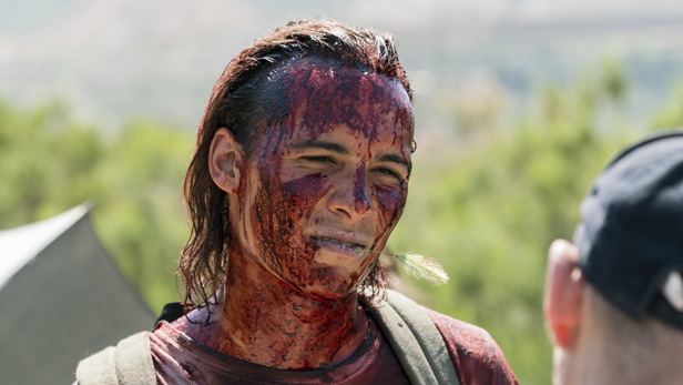 Dillane as Nick Clark.  Photo credit: AMC
