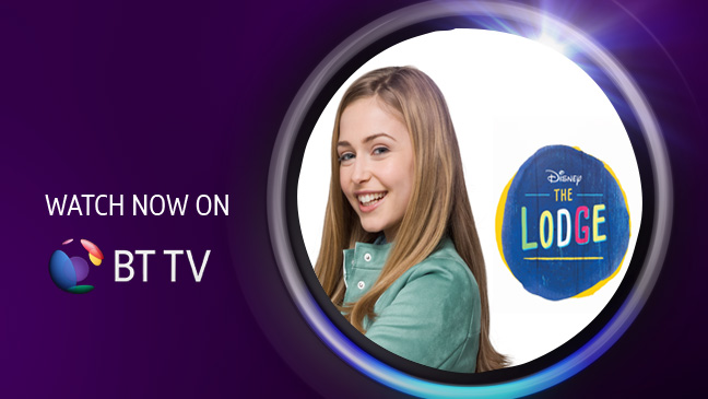 Disney's The Lodge on BT TV