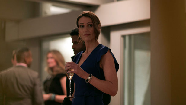 Suranne Jones in Doctor Foster series 2