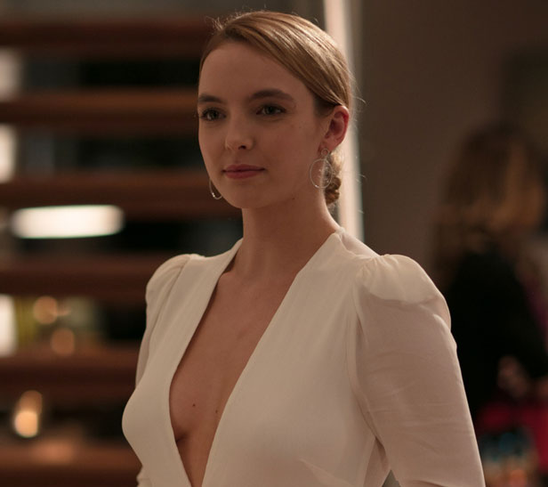 Jodie Comer in Doctor Foster