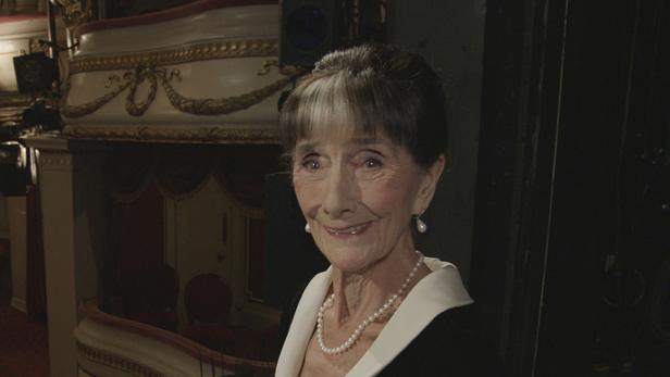 June Brown at 90