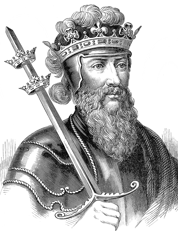 a biography of william the conqueror the french king of england William spent the last months of his reign in normandy, fighting a counter-offensive in the french vexin territory against king philip's annexation of outlying normandy territory before his death on 9 september 1087, william divided his 'anglo-norman' state between his sons.