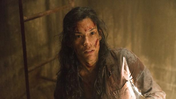 Luciana (Danay Garcia) from Fear The Walking Dead