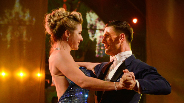 Gemma Atkinson on Strictly