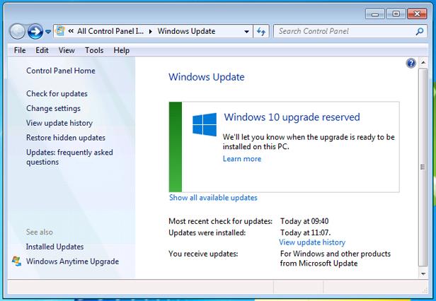 Why am I still waiting for Windows 10? - BT