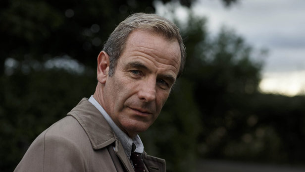 Robson Green in Granchester on ITV