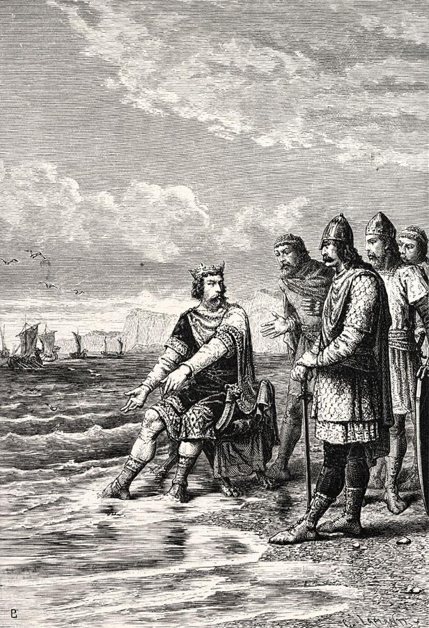 Harold II. Last Anglo-Saxon king of England.   Costume History