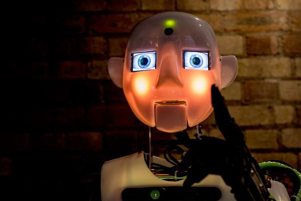 Origin of tech terms - robot