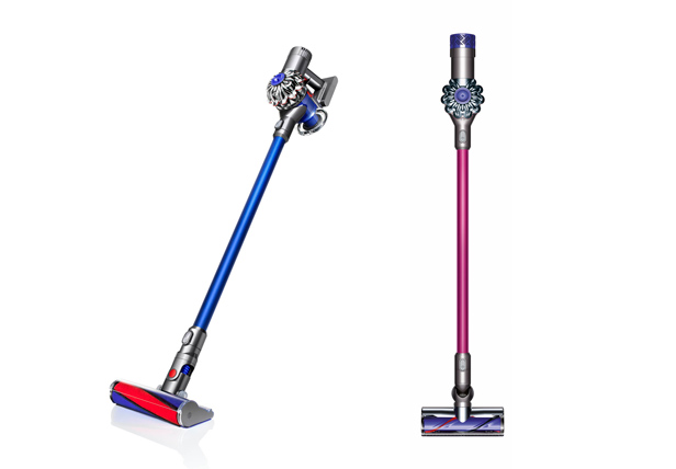 Dyson Fluffs Up Cordless Cleaners Bt