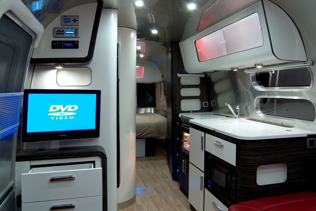 10 Luxurious Campervans Motorhomes And Glamping Tents To