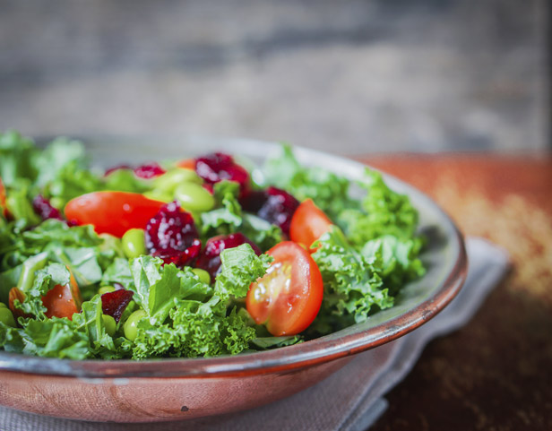 Kale and bloating