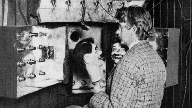 John Logie Baird PA