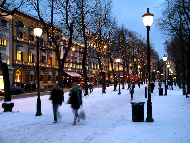Snow On Christmas.7 Places You Re Guaranteed A White Christmas Bt