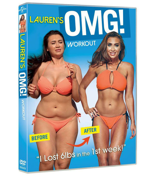 Now She S Sharing Her T And Exercise Secrets In A New Dvd Available From 11 70 The Aptly Named Workout Promises Fast Results Goodger
