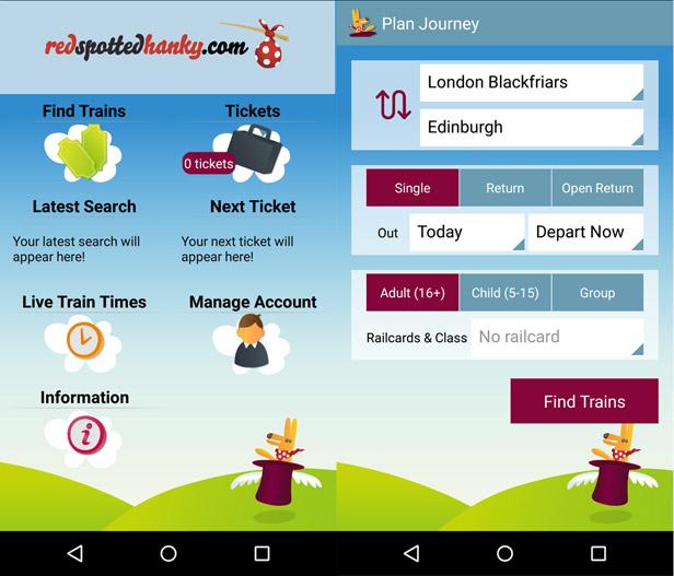 Redspottedhankey app