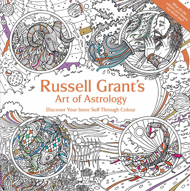 Russell Grants Art Of Astrology GBP798