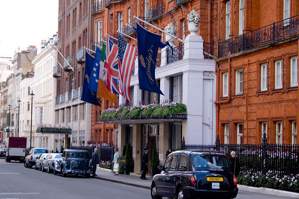 Dating back to       Claridges is both rich in history and style  Famed for its art deco furnishings and connections with royalty  it     s the perfect spot for     BT com
