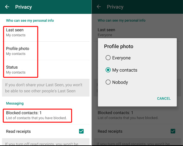 Parents' guide to using the WhatsApp instant messaging app