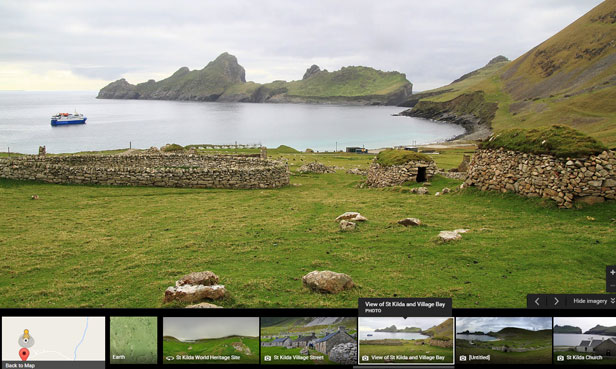 Explore the UK\'s abandoned villages using Google Maps | BT