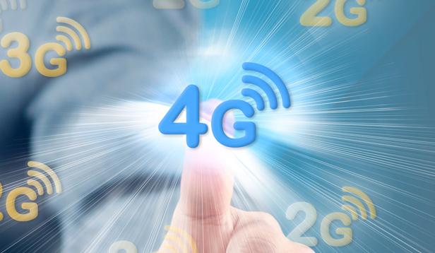 4G graphic