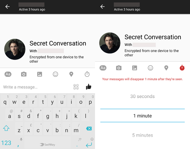 How to encrypt your Facebook messages with Secret ...