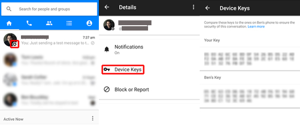 how to delete entire conversations on facebook messenger