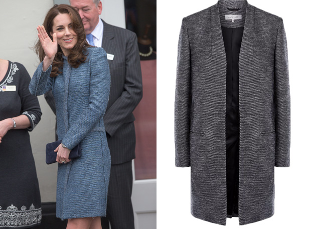 Kate Middletons Best Winter Coats And How To Copy Her Style For
