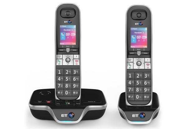 BT 8600 phone
