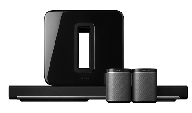 Sonos 5.1 Home Theatre System