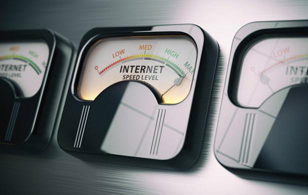 Broadband dials