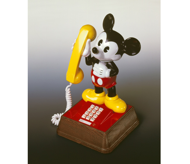 BT Mickey Mouse phone
