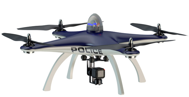 Futuristic Police Technology How The Are Using Drones And