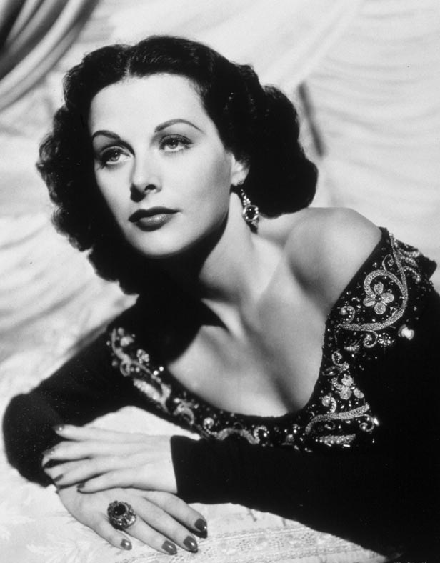 Hedy Lamarr - Rex