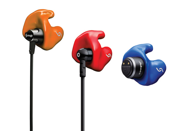 Sungs bespoke earphones