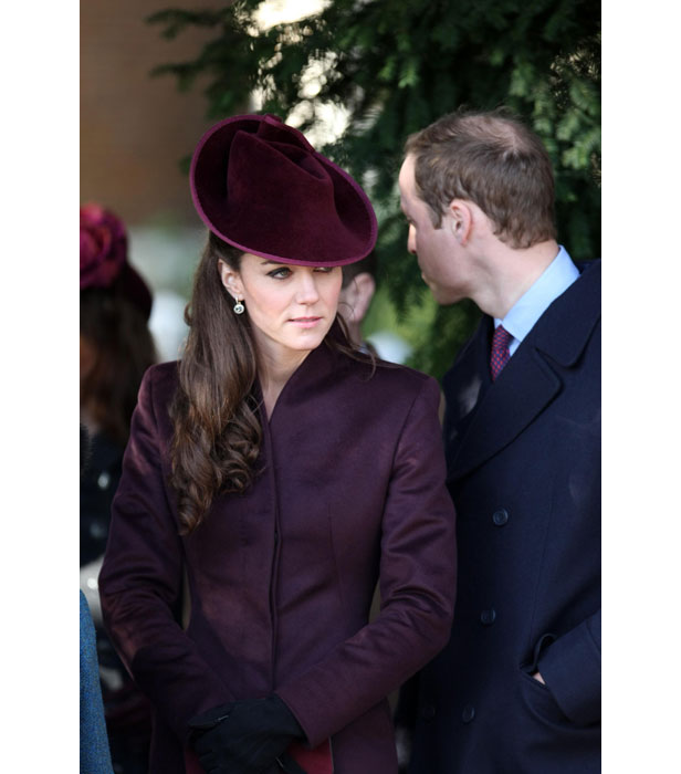 f5d9652b271 All of Kate Middleton s Christmas day outfits