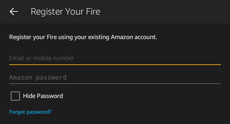How to get started with your Amazon Kindle Fire tablet - BT