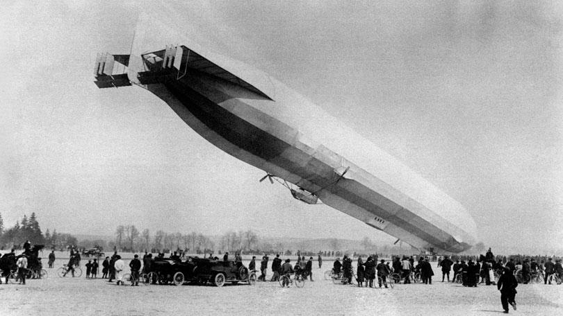 Zeppelin - 1913