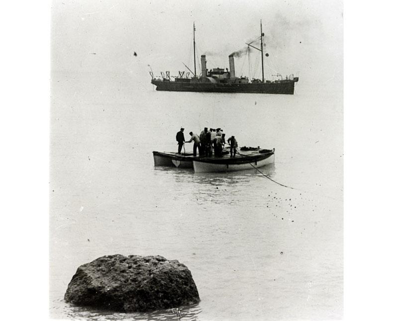 Cable ship Alert - BT Archives
