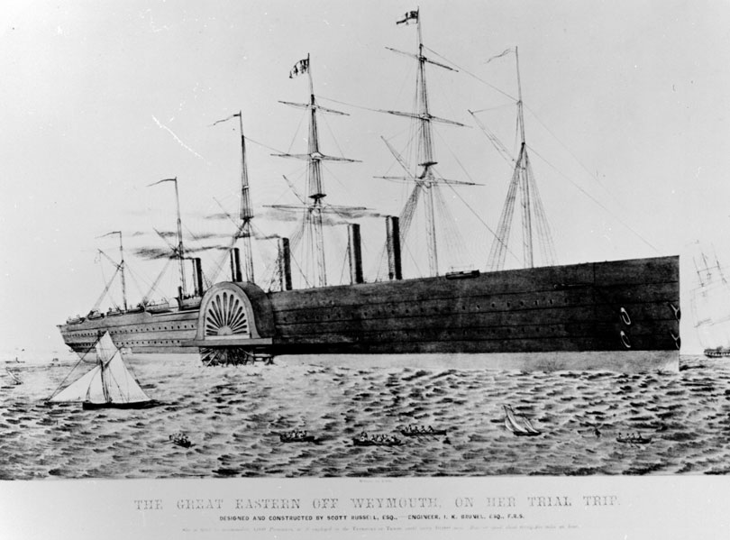 SS Great Eastern - BT Archives
