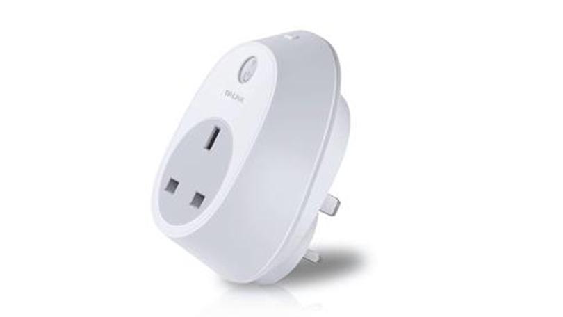 TPS Link HS100 Wi-Fi Smart Plug