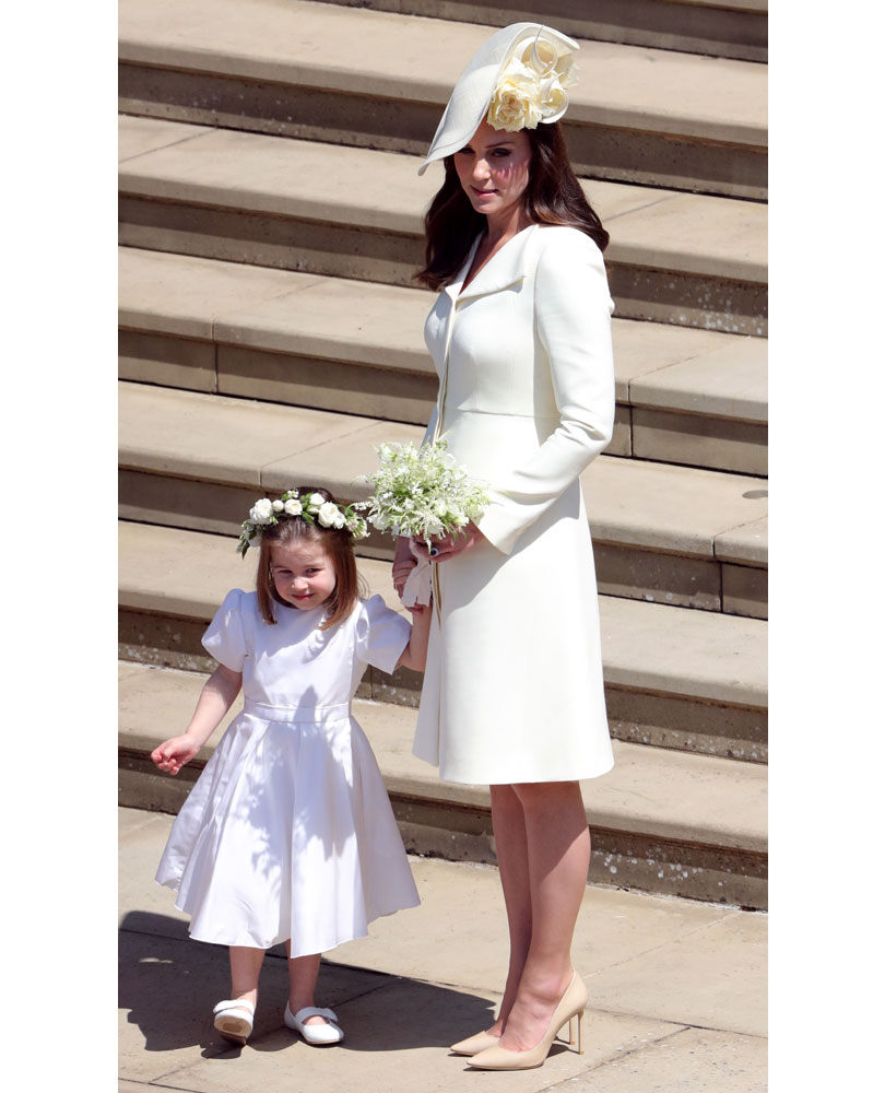 f11f9b5e5ab9 What Kate wore  For the most anticipated wedding of the year