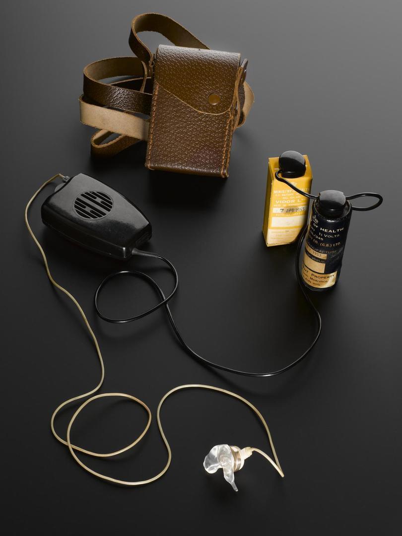 Medresco hearing aid