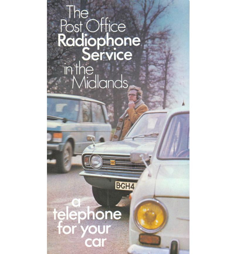 1974 Radiophone advert - BT Archives