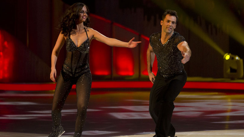 Dancing on ice sam and brianne dating services